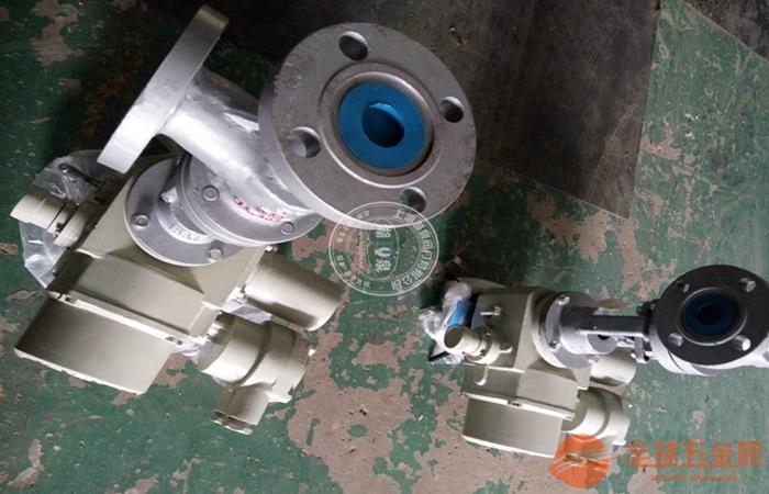 湖泉推荐电动低温角式截止阀质量可靠