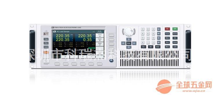 艾德克斯IT8615 IT8600系列 直/交流电子负载 IT8626