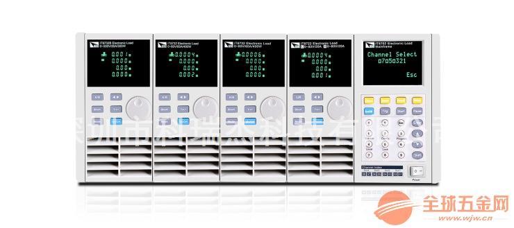 艾德克斯IT8732/IT8722B多路输入可编程直流电子负载