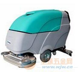 科力德全自动双刷洗地机电瓶式洗地机价格