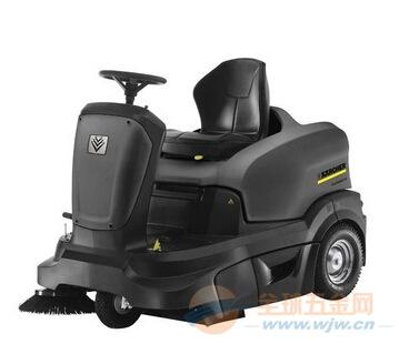 意大利进口驾驶式扫地机 清扫车FSR B扫地车