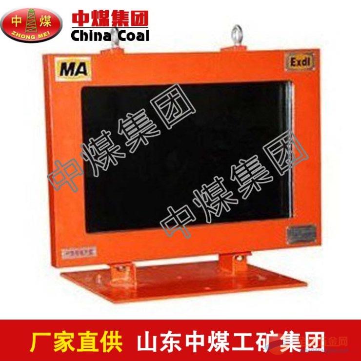 JBY127矿用隔爆型监视器,矿用隔爆型监视器结构