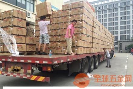 顺德至北京市整车物流价格