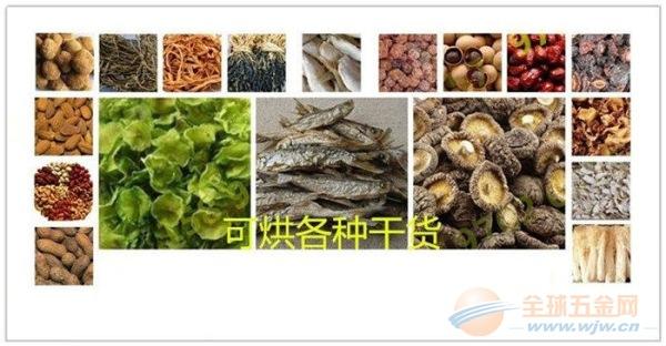 食用菌烘干机30格 香菇豆角金针菇烤箱农产品通用烘干机烤箱