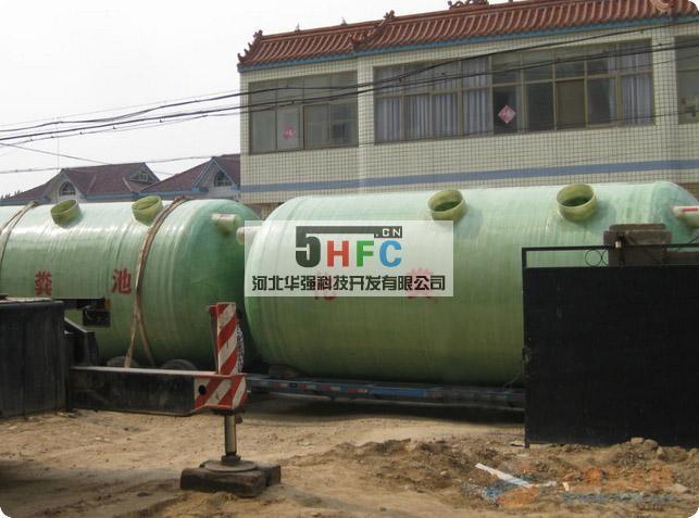 清徐县10方玻璃钢化粪池价格