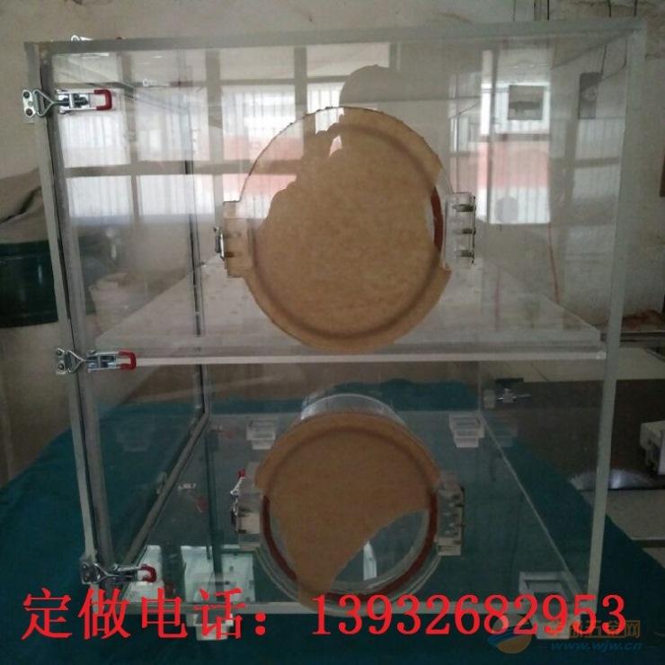 销售加工定制生产有机玻璃观察箱