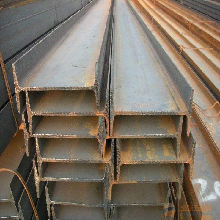云南昆鋼的工字鋼一級經銷商昆鋼廠里自提