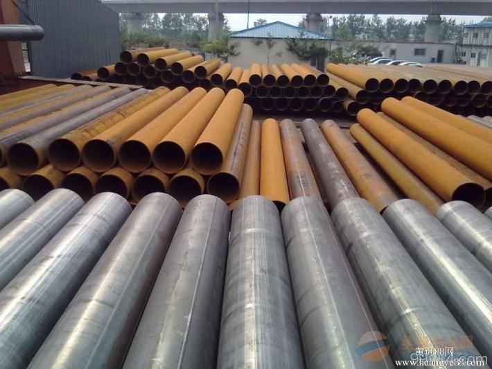 云南螺旋钢管防腐价格
