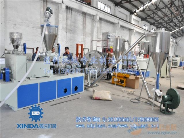 PVC造粒生产线设备