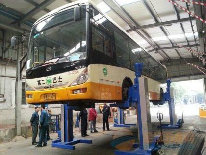 专业生产制造大型汽车举升机移动式举升机4S店专用修车设备