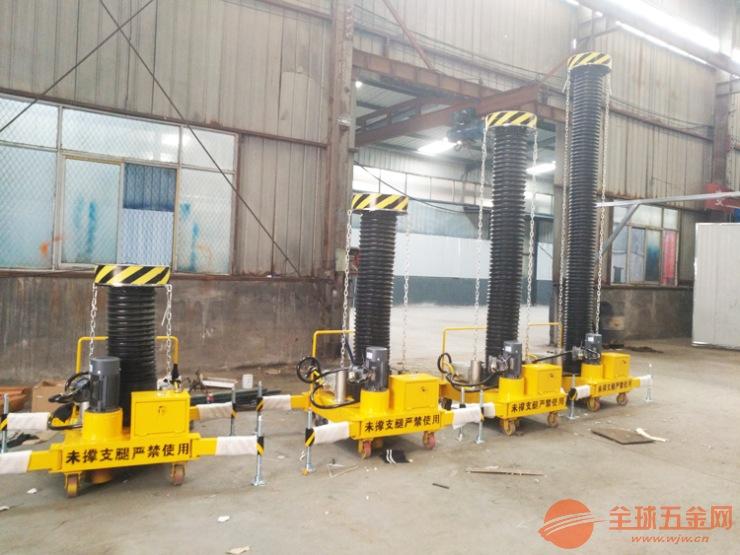 北京套筒式升降机套缸式升降平台液压移动式高空作业平台