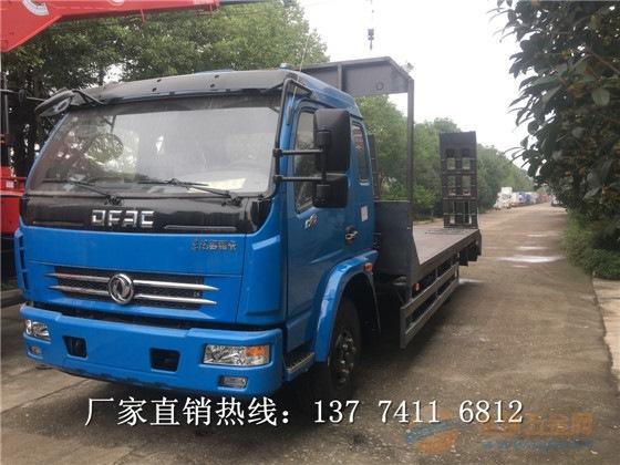 东风平板运输车国五车型配置