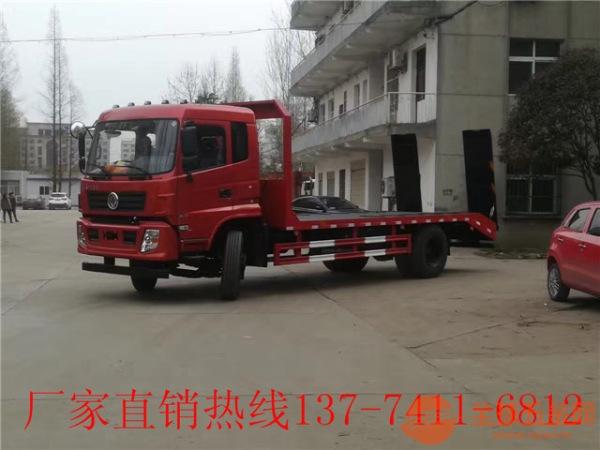 楚风大型平板车拖车