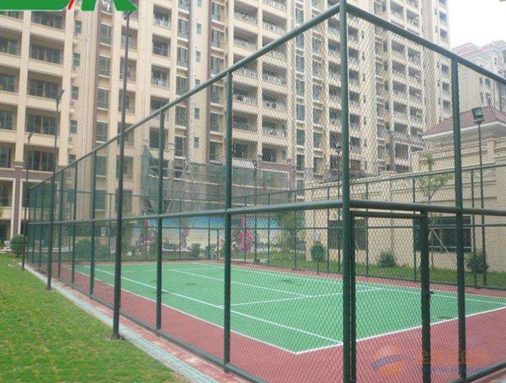 篮球场围网供应商篮球场围网多少钱一平米&四川自贡篮球场网球场围网