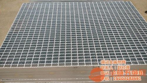 厂家直销镀锌钢格栅板价格|G323平台镀锌钢格栅板价钱
