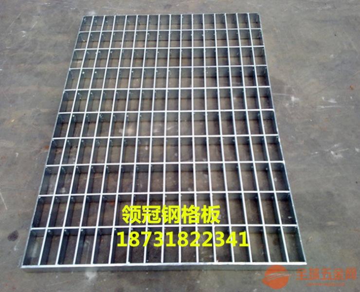 平台镀锌钢格栅价格&湖南永州平台镀锌钢格栅板供应商