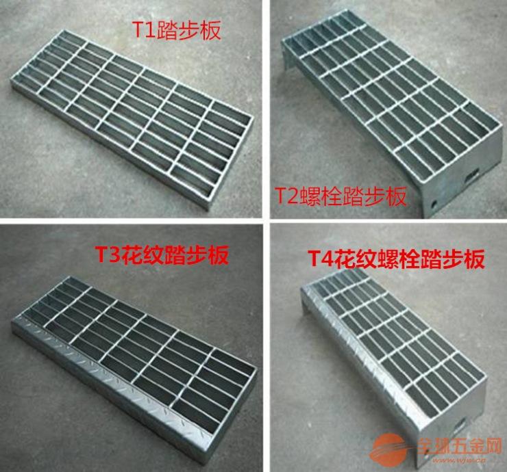 钢格栅板生产厂家 热镀锌钢格栅供应 化工厂镀锌钢格栅