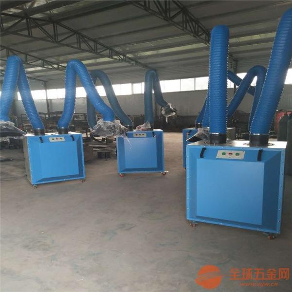 1.1千瓦昆明焊烟净化器,北京富拓达牌焊接烟雾净化器批发