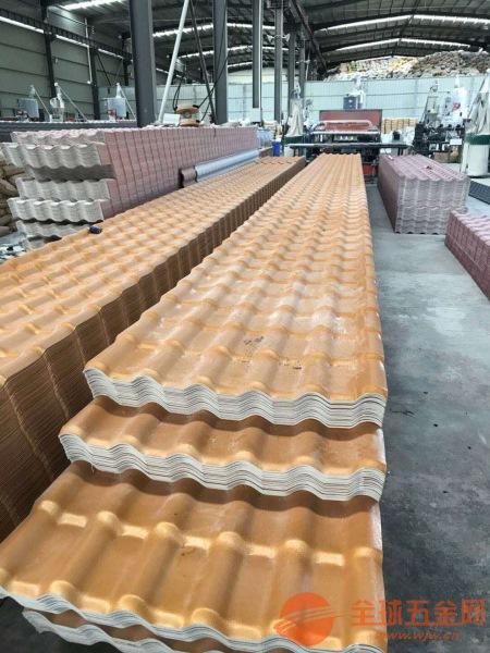 普洱樹脂瓦透明瓦廠家批發