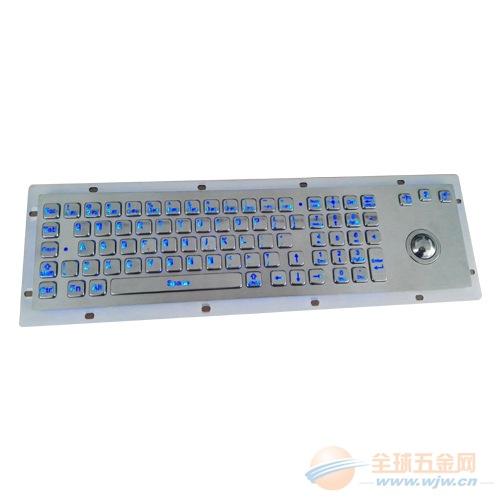 金属一体键盘
