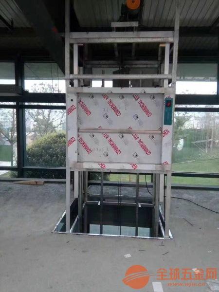 新泰傳菜機電梯廠家服務全國