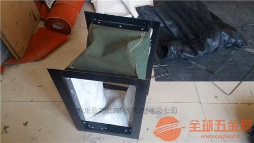 济宁环保风机软连接技术规范