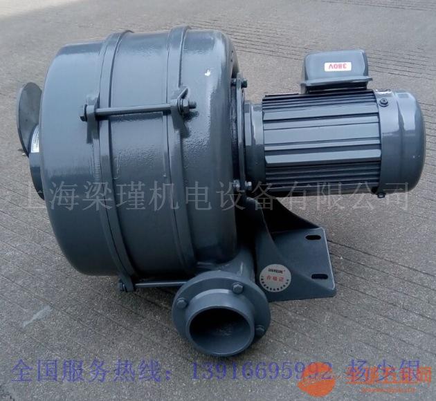 2018年新款台湾全风HTB100-505中压鼓风机