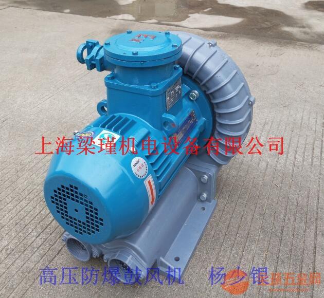 中国化工设备,危险气体输送专用防爆鼓风机