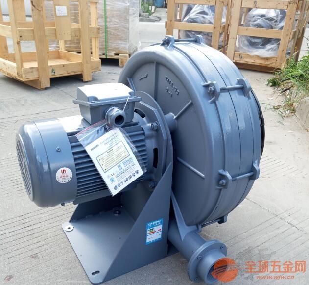 台湾全风HTB100-203透浦多段式鼓风机