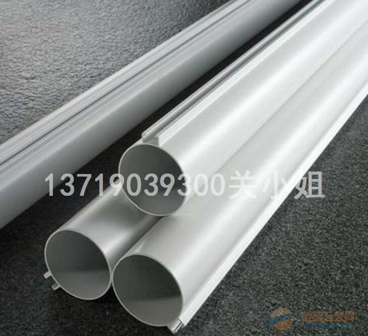 铝圆管吊顶 铝圆通天花规格