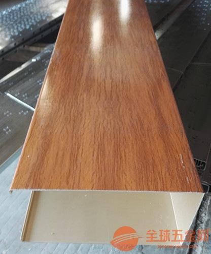 仿木铝方通高端大气、价格便宜
