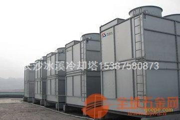 长沙冷却塔,三综合配套降温闭式冷却塔,冰溪循环水降温