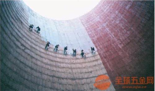 固阳县哪里有冷却塔防腐公司森悦高空为你保驾护航