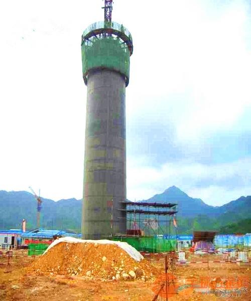 淄博砼烟囱新建施工单位欢迎您访问