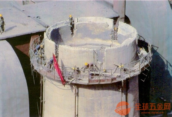 商州有个冷却塔拆除需要多少钱森悦高空随时为你报价