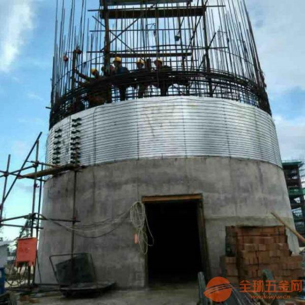 太和区45米砖烟囱粉刷