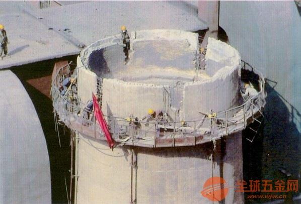 古丈35米砖烟囱拆除