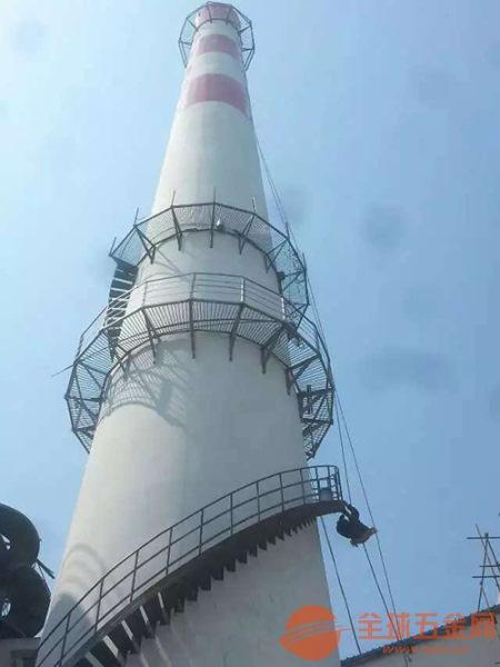 丽水烟囱安装环保平台龙头企业
