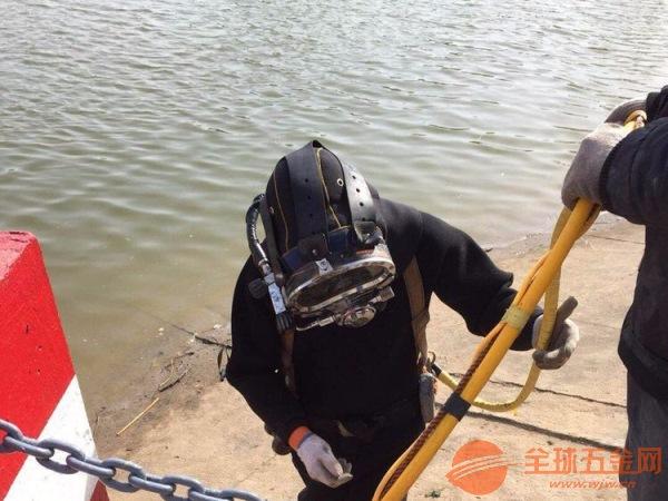 陆河潜水探摸潜水员水下作业公司