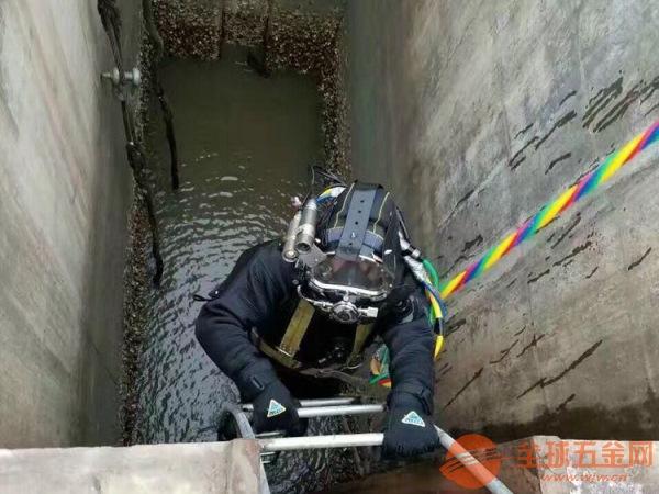 汕尾潜水探摸潜水员水下作业公司