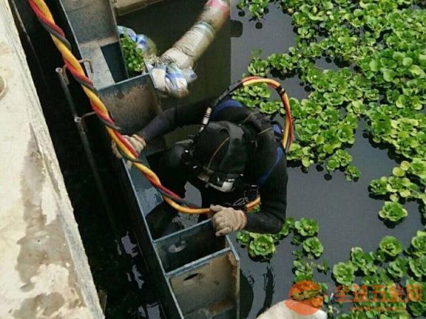 西宁市潜水人员施工队伍水下作业队价格低于同行