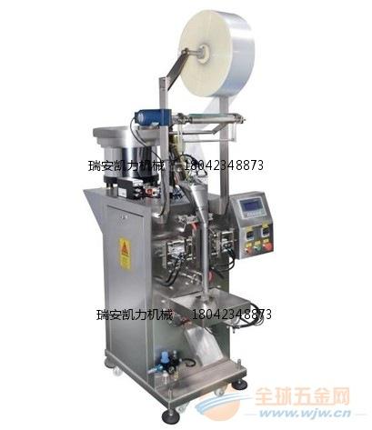 浙江单盘螺丝包装机