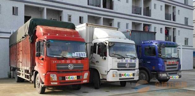 深圳上梅林到合江长途搬家公司