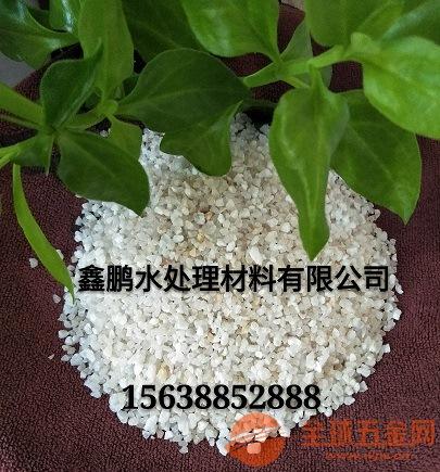 天然石英砂滤料价格