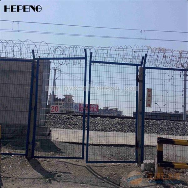 铁路钢护栅栏
