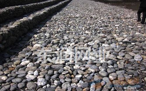 @新疆哪里有装石头的六角铅丝网卖