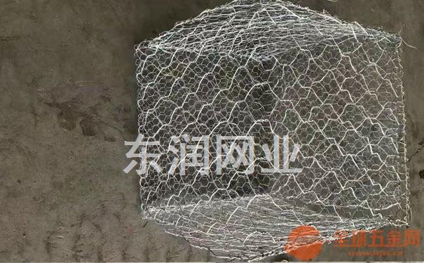 采用铅丝格宾网箱防洪抢险优势