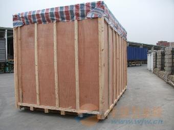 超低价定制上海出口免熏木箱 托盘