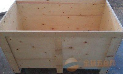 昆山订做胶合板木箱
