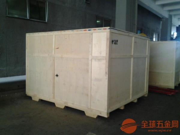 青浦区练塘镇木箱包装加工设备出口木箱